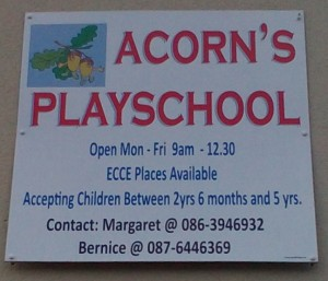 Acorns Playschool