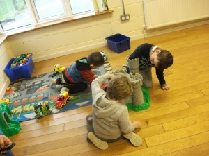 Acorns Playschool Greystones Enrolment